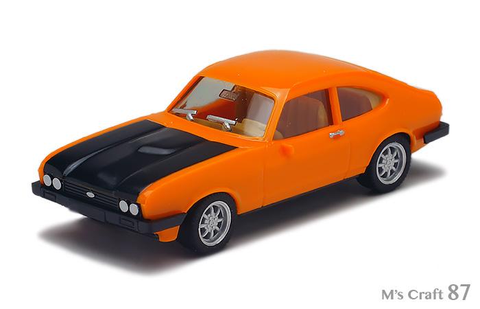 【ヘルパ】フォード カプリ