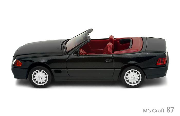 【ヘルパ】メルセデスベンツ 500 SL