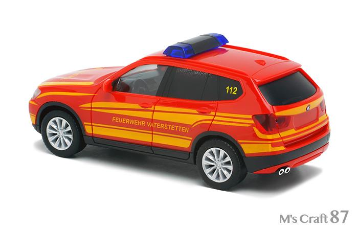 【ヘルパ】BMW X3