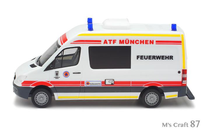 1 87 Munich Feuerwehr