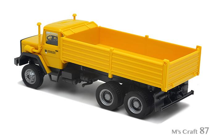 【ヘルパ】マギルス コンベンショナルダンプトラック
