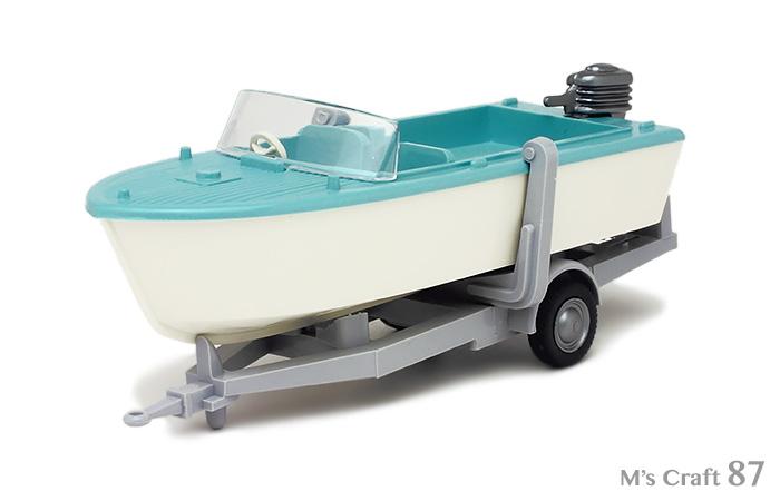 【ヴィーキング】モーターボートトレーラー