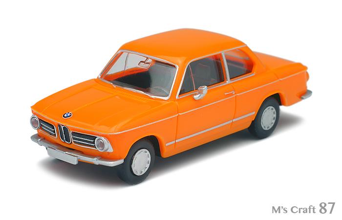 【ヴィーキング】BMW 2002