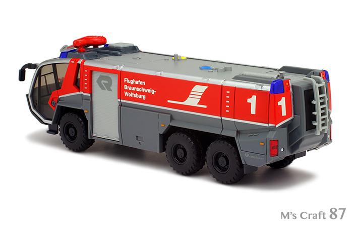 【ヴィーキング】ローゼンバウアー 化学消防車